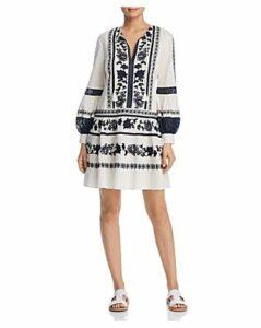 Tory Burch Gabriella Embroidered Dress