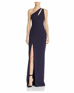 Likely Roxy One-Shoulder Gown