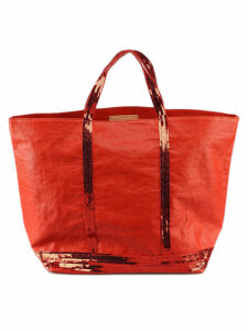 Vanessa Bruno Medium Waxed Tote