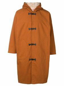 Levi's Vintage Clothing 1940's parka coat - Brown