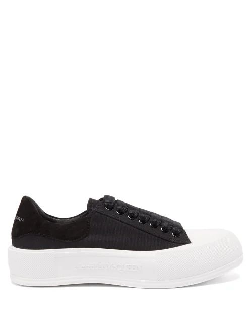 Dodo Bar Or - Rodica Gingham Cotton Skirt - Womens - Tan Multi