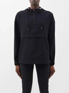Raey - V Neck Cotton Jersey T Shirt - Womens - Grey