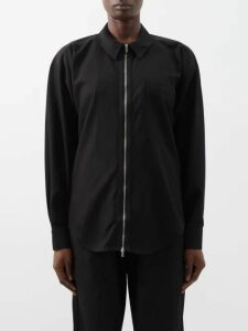 Max Mara - Abatina Skirt - Womens - Brown Multi