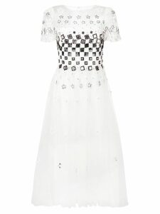 Temperley London Splendour dress - White