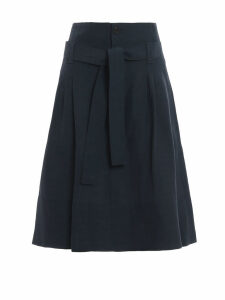 Golden Goose Belted Skirt