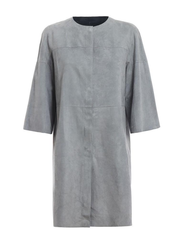 Drôme Reversible Coat