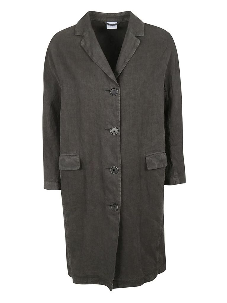 Aspesi Long Overcoat