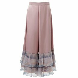 GISY - Gaia Fire Mandala Embroidered Shirtdress