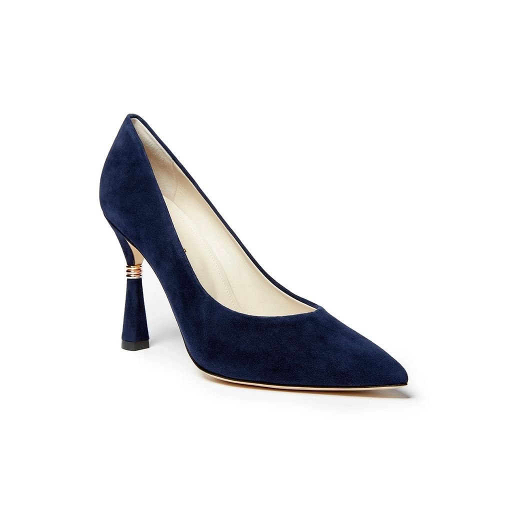 Manley - Maisey Cross Body Bag Silver & White