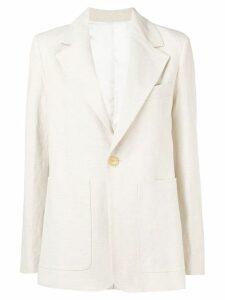 Joseph Anna single-breasted blazer - White