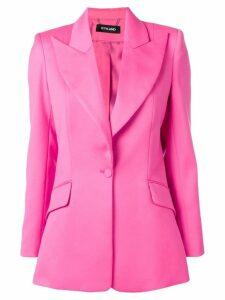 Styland slim-fit blazer - Pink