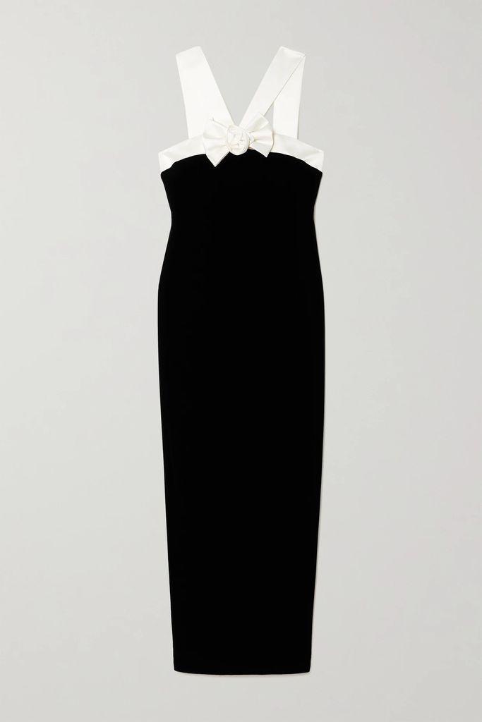 Faithfull The Brand - Sabila Belted Floral-print Crinkled-crepe Skirt - Blush