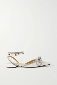 ALEXACHUNG - Checked Woven Blazer - Black