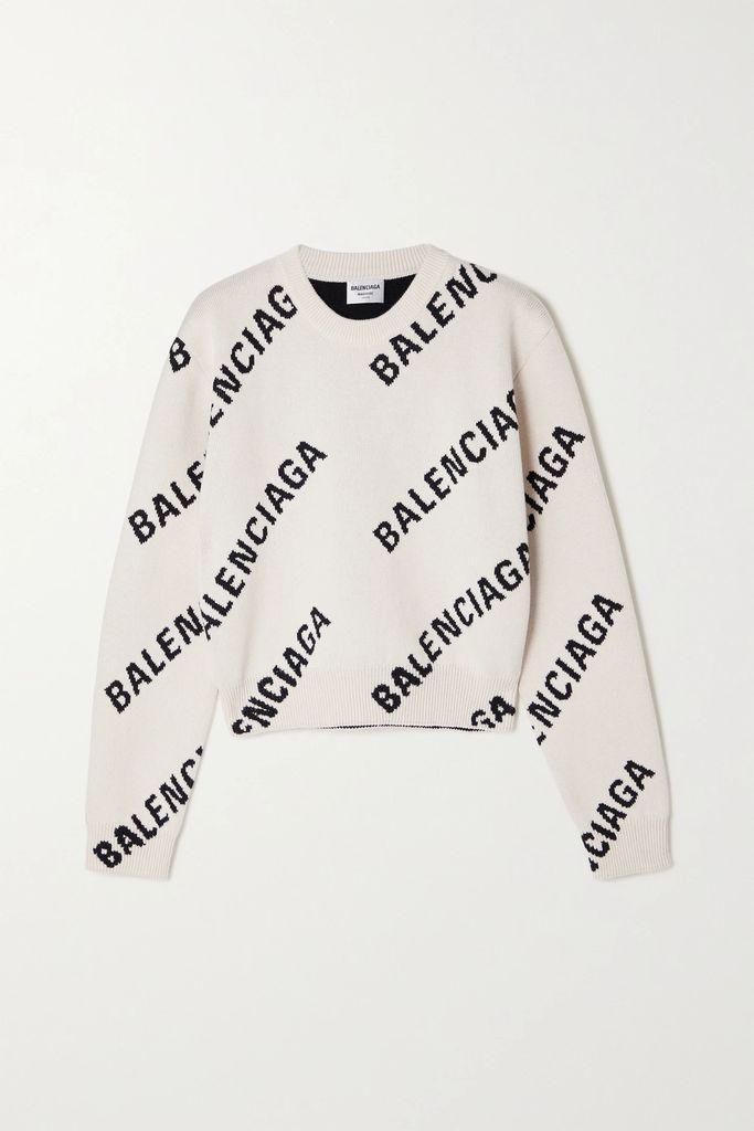Dodo Bar Or - Belted Tasseled Cotton-jacquard And Poplin Midi Skirt - Lavender