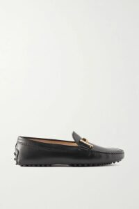 Dodo Bar Or - Tasseled Crochet-trimmed Cotton-jacquard Top - Black