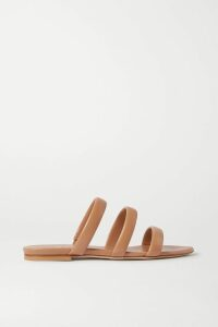 SAINT LAURENT - Camouflage-print Cotton-blend Gabardine Parka - Army green