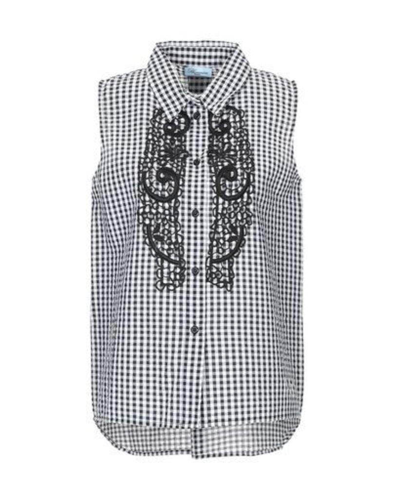 BLUMARINE BEACHWEAR SHIRTS Shirts Women on YOOX.COM