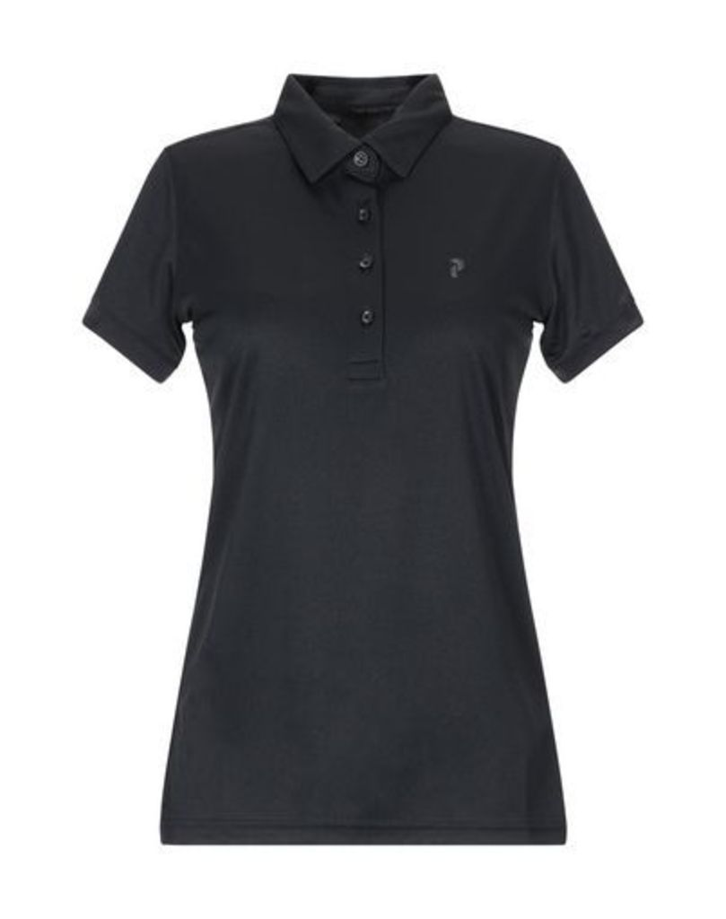 PEAK PERFORMANCE TOPWEAR Polo shirts Women on YOOX.COM