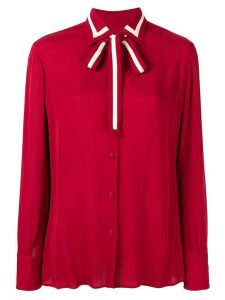 Valentino pussybow blouse - Mb3 Red