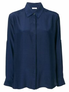 P.A.R.O.S.H. concealed front shirt - Blue