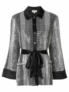 Temperley London Platinum shirt - Black