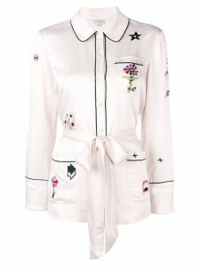 Temperley London Georgie shirt - Pink