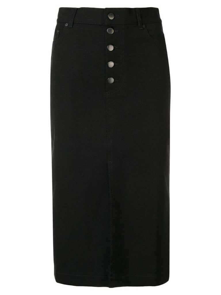 Joseph button-up skirt - Black