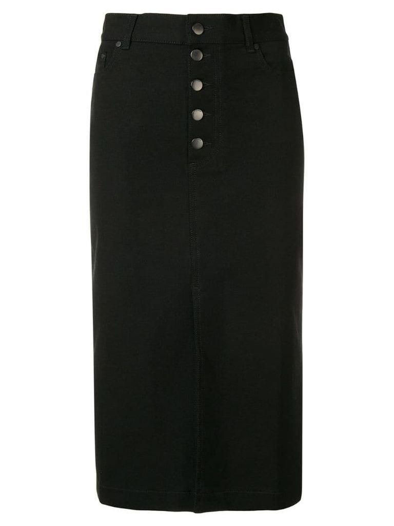 Joseph button-up skirt - Black