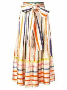 Silvia Tcherassi Tomillo skirt - Multicolour