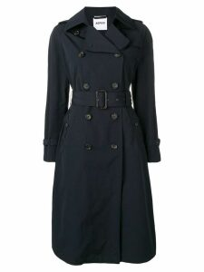 Aspesi belted trenchcoat - Blue