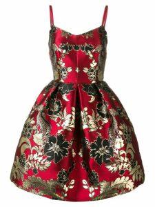 Dolce & Gabbana Broccato Flowers dress - S8350 Jacquard