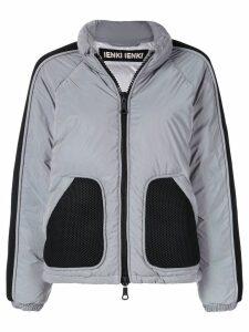 Ienki Ienki reflective puffer jacket - Grey