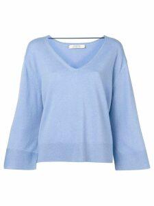 Dorothee Schumacher cashmere jumper - Blue