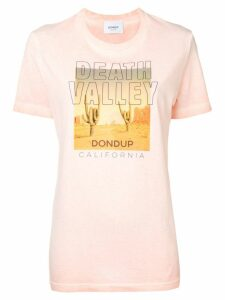 Dondup Death Valley T-shirt - Orange