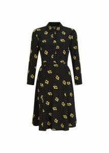 Emberly Dress Black Mimosa 18