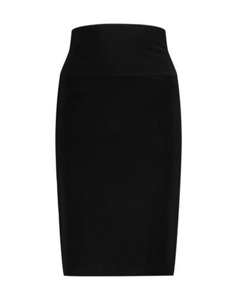 SWEATS by NORMAKAMALI SKIRTS Knee length skirts Women on YOOX.COM
