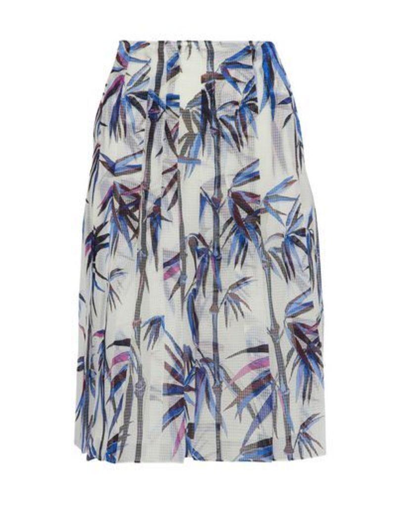 EMILIO PUCCI SKIRTS Knee length skirts Women on YOOX.COM