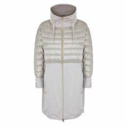 Herno Light Grey Shell Jacket