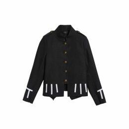 On Parle De Vous Officer Style Blazer