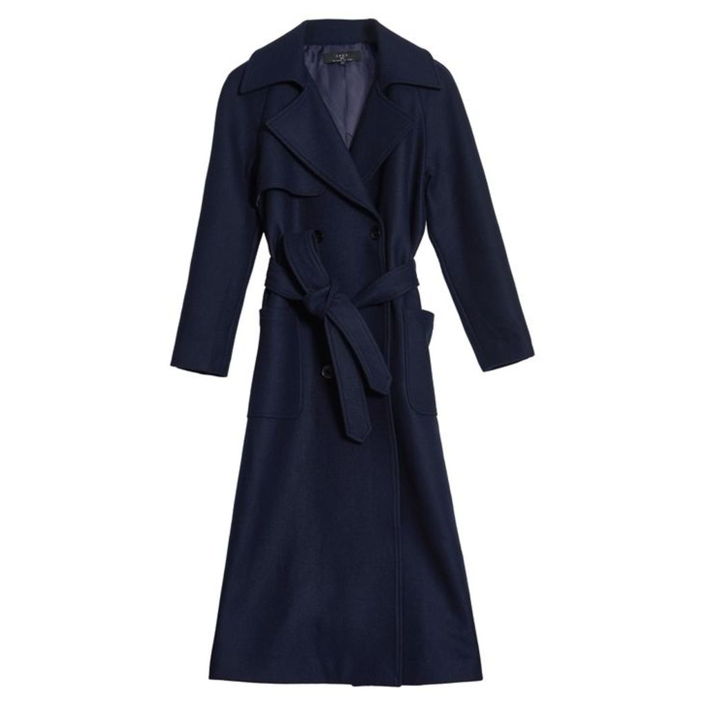 On Parle De Vous Coat Inspired Trench Coat