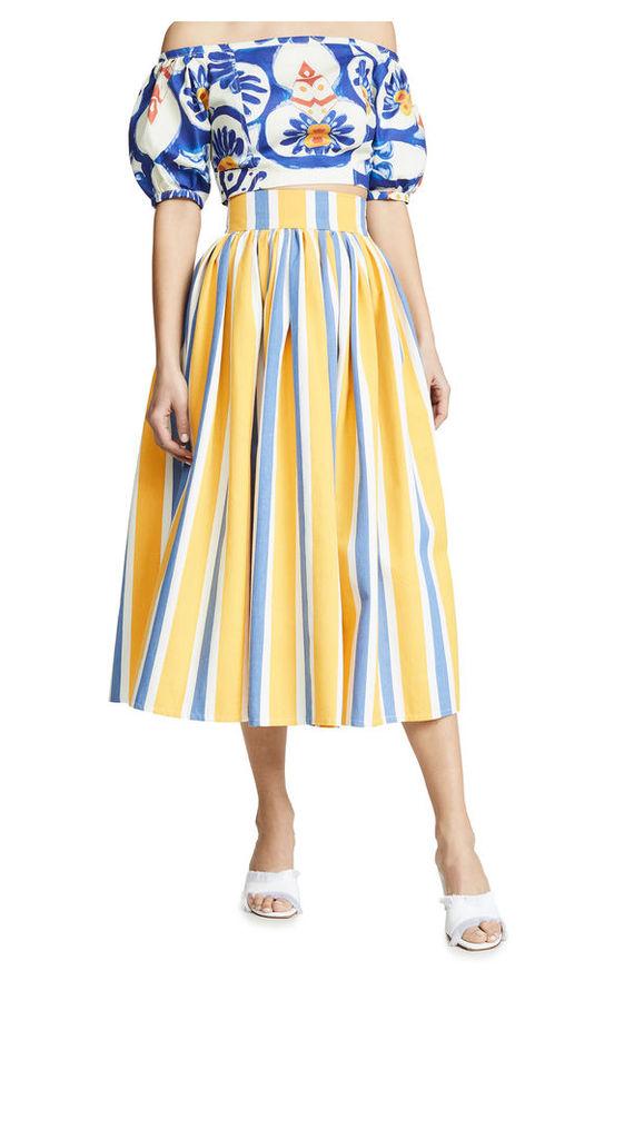 Tata Naka Gathered Skirt