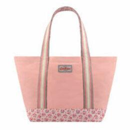 Hampton Rose Colour Block Tote Bag