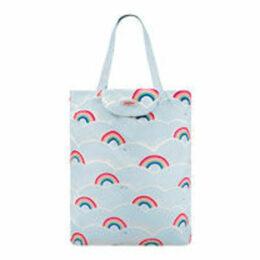 Rainbows Foldaway Tote Bag