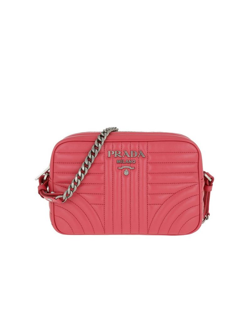 Prada Designer Handbags, Diagramme Crossbody Bag Powder 2
