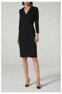 Womens L.K.Bennett Black Effie Dress -  Black