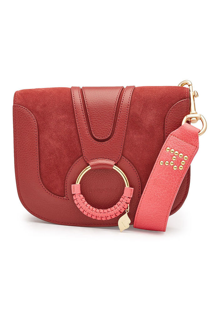 See by Chlo © Leather and Suede Shoulder Bag