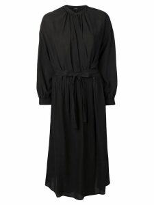 Joseph belted midi dress - Black