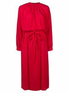 Joseph Nolan wrap dress - Red