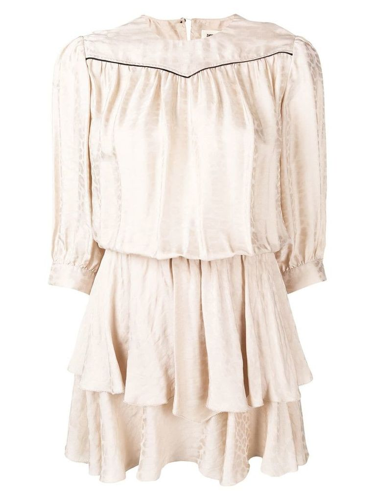 Zadig & Voltaire Rooka dress - Neutrals