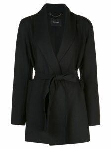 Rachel Comey belted waist blazer - Black